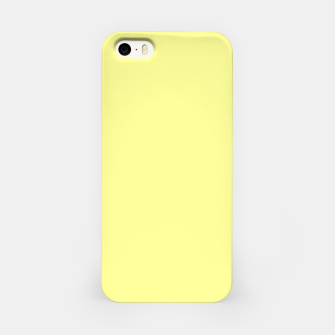 Miniaturka color canary yellow iPhone Case, Live Heroes