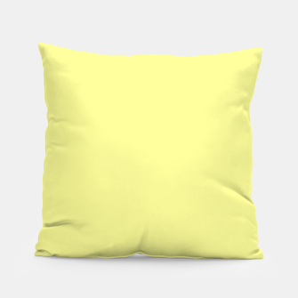 Miniaturka color canary yellow Pillow, Live Heroes