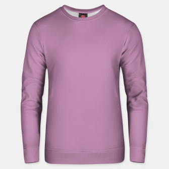 Thumbnail image of color mauve Unisex sweater, Live Heroes