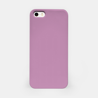 Thumbnail image of color mauve iPhone Case, Live Heroes
