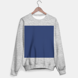 Miniaturka color Delft blue Sweater regular, Live Heroes