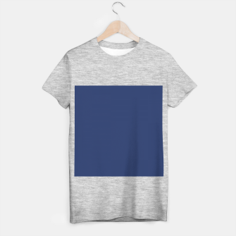 Miniaturka color Delft blue T-shirt regular, Live Heroes