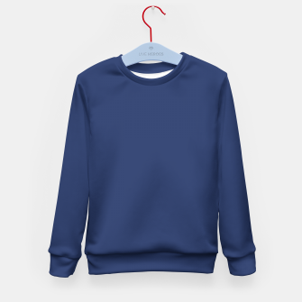 Miniaturka color Delft blue Kid's sweater, Live Heroes