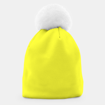 Miniaturka color maximum yellow Beanie, Live Heroes