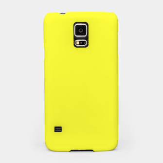 Miniaturka color maximum yellow Samsung Case, Live Heroes