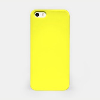 Miniaturka color maximum yellow iPhone Case, Live Heroes