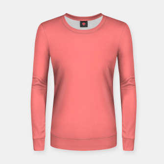 Miniaturka color light red Women sweater, Live Heroes