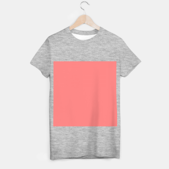 Thumbnail image of color light red T-shirt regular, Live Heroes