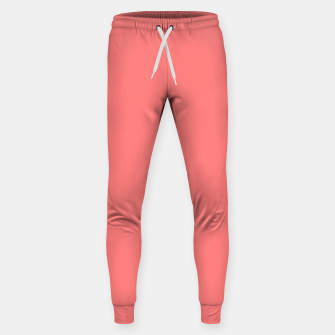 Miniaturka color light red Sweatpants, Live Heroes