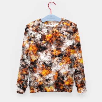 Thumbnail image of Thermal Kid's sweater, Live Heroes