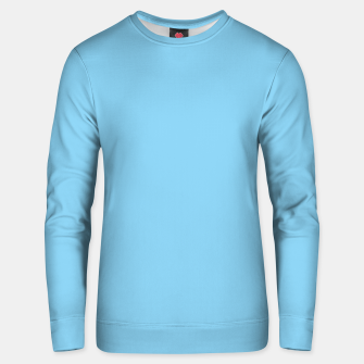 Thumbnail image of color baby blue Unisex sweater, Live Heroes