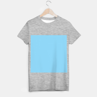 Thumbnail image of color baby blue T-shirt regular, Live Heroes
