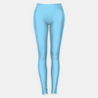 Thumbnail image of color baby blue Leggings, Live Heroes