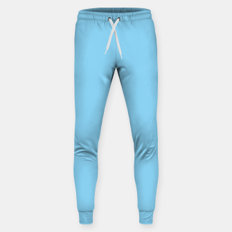 Thumbnail image of color baby blue Sweatpants, Live Heroes