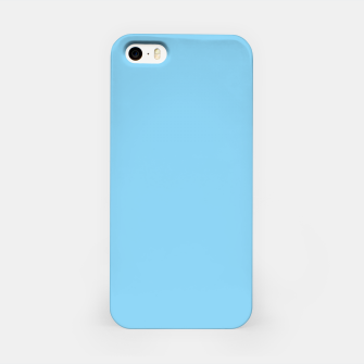 Thumbnail image of color baby blue iPhone Case, Live Heroes
