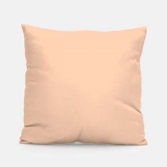 Thumbnail image of color apricot Pillow, Live Heroes