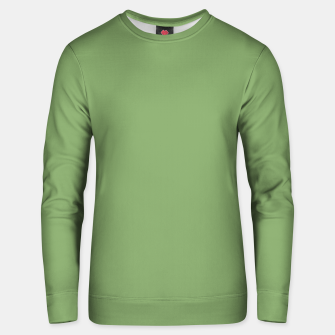 Thumbnail image of color asparagus Unisex sweater, Live Heroes