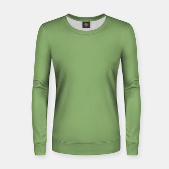 Thumbnail image of color asparagus Women sweater, Live Heroes