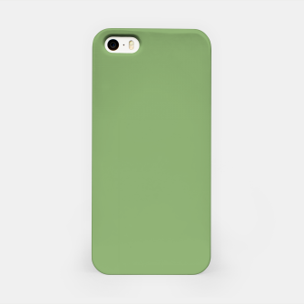 Thumbnail image of color asparagus iPhone Case, Live Heroes