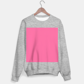 Miniatur color French pink Sweater regular, Live Heroes
