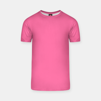 Miniatur color French pink T-shirt, Live Heroes