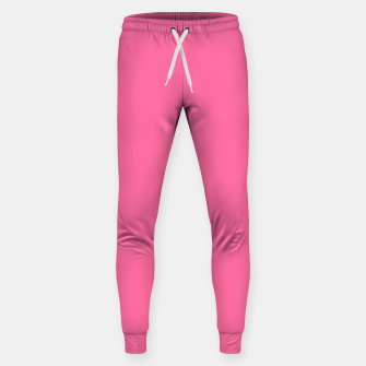 Miniatur color French pink Sweatpants, Live Heroes