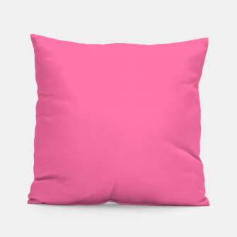 Miniatur color French pink Pillow, Live Heroes