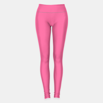 Miniatur color French pink Leggings, Live Heroes