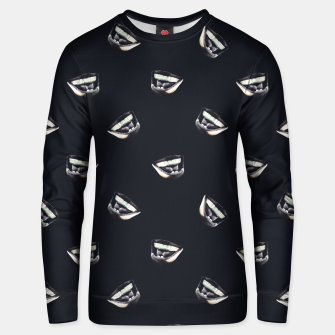 Thumbnail image of Angry Man Pencil Drawing Unisex sweater, Live Heroes