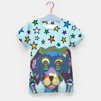 Thumbnail image of Pet Store Puppy Pick Me Kid's t-shirt, Live Heroes