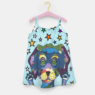 Thumbnail image of Pet Store Puppy Pick Me Girl's dress, Live Heroes