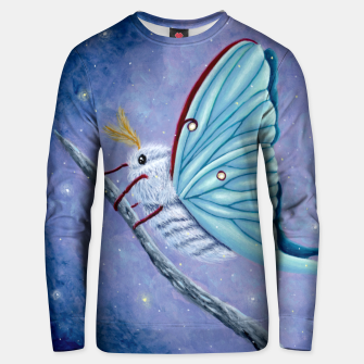 Thumbnail image of Delicate- Luna Moth Sweater, Live Heroes