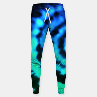 Thumbnail image of Blue moon splash sweatpants, Live Heroes