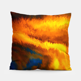 Thumbnail image of Burning Man Pillow, Live Heroes