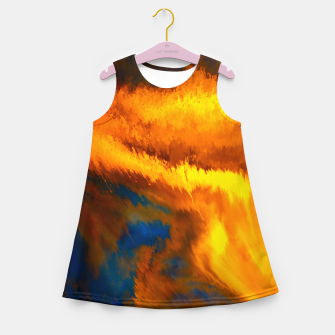 Thumbnail image of Burning Man Girl's summer dress, Live Heroes