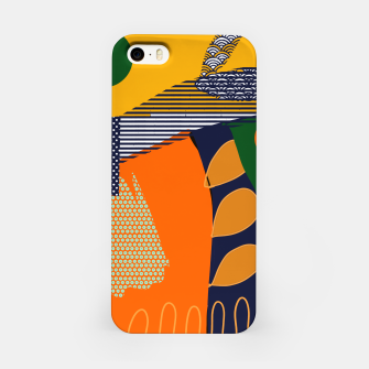 Thumbnail image of Sahara Street- 124 iPhone Case, Live Heroes