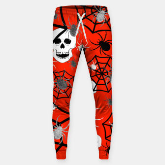 Miniature de image de Fright Night Skulls Sweatpants, Live Heroes