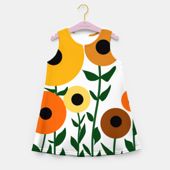 Miniature de image de Sahara Street- 127 Girl's summer dress, Live Heroes