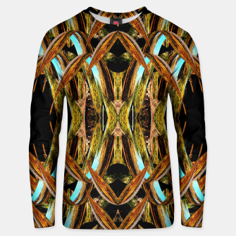 Abstraction in autumn colors Unisex sweater thumbnail image