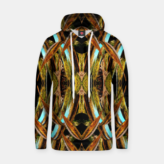 Abstraction in autumn colors Hoodie thumbnail image