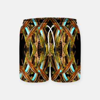 Thumbnail image of Abstraction in autumn colors Swim Shorts, Live Heroes