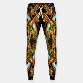 Thumbnail image of Abstraction in autumn colors Sweatpants, Live Heroes