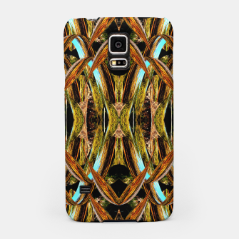 Thumbnail image of Abstraction in autumn colors Samsung Case, Live Heroes