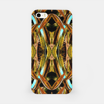 Thumbnail image of Abstraction in autumn colors iPhone Case, Live Heroes