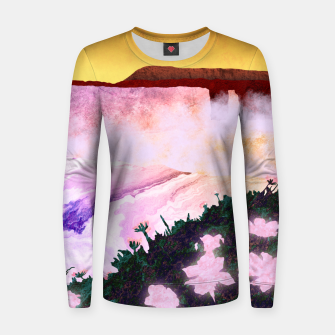 Thumbnail image of One waterfall Women sweater, Live Heroes