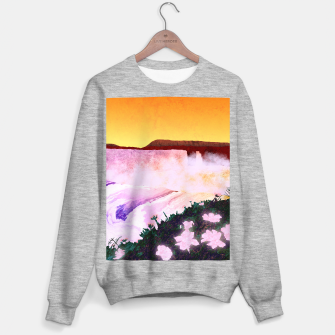 Thumbnail image of One waterfall Sweater regular, Live Heroes