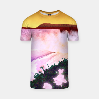 Thumbnail image of One waterfall T-shirt, Live Heroes