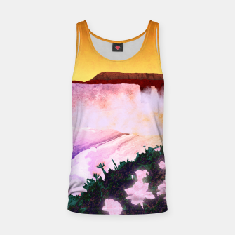 Thumbnail image of One waterfall Tank Top, Live Heroes
