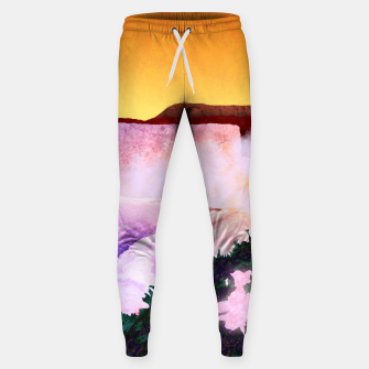 Thumbnail image of One waterfall Sweatpants, Live Heroes