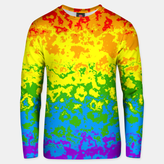 Miniatur Pride Abstract Unisex sweater, Live Heroes